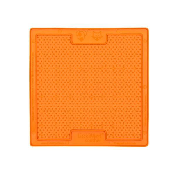 LickiMat Soother Orange